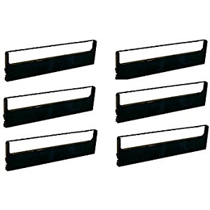 Citizen AH379010 Black POS Ribbon (6 Pack)