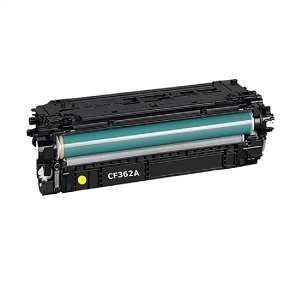 Original Repack HP 508A CF362A Yellow Laser Toner Cartridge Color LaserJet Enterprise MFP M577, M533, M552, M553