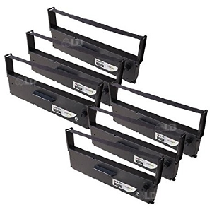 Epson ERC-31B Black POS Ribbon (6 Pack)
