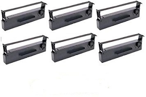 Epson ERC-41P Purple POS Ribbon (6 Pack)