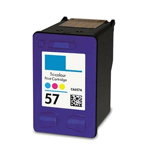 HP 57 C6657A Tri-Color Inkjet Cartridge