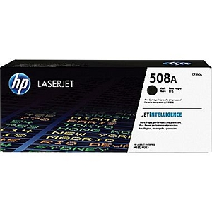 Brand New Original HP 508A CF360A Black Laser Toner Cartridge Color LaserJet Enterprise MFP M577, M533, M552, M553