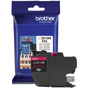 Brother LC3019 Brand New Original LC3019M-OEM Magenta Extra High Yield Ink Cartridge MFC-J6530DW, J5330DW, J6730DW, J6930DW