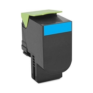 Lexmark 71B1HC0 Cyan Compatible Toner Cartridge CS417, CX417, CS517, CX517
