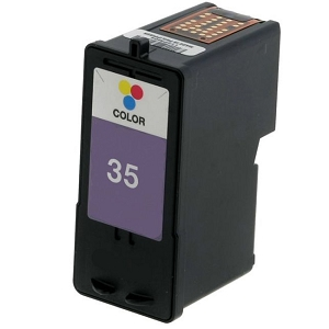 Lexmark 35 18C0035 Tri-Color Inkjet Cartridge