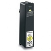 Lexmark 100XL Yellow Ink Cartridge High Yield