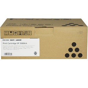 Brand New Original Ricoh 406989 Black High Yield Laser Toner Cartridge