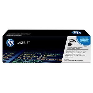 Brand New Original HP 125A CB540A Black Compatible Toner Cartridge Color LaserJet CM1312, CP1210, CP1215, CP1510, CP1515, CP1518