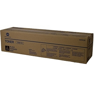 Brand New Original Konica Minolta TN611 A070130 TN-611K Black Compatible Toner Cartridge Bizhub C451, C550, C650