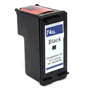 HP 74XL CB336WN Black High Yield Inkjet Cartridge