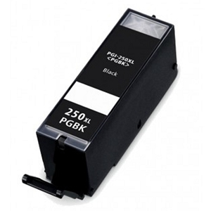 Canon PGI250XL PGI-250XLBK 6432B001 Black High Yield Ink Cartridge