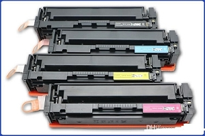 4 Pack Canon 046H ImageClass MF731cdw MF733Cdw LBP654Cdw MF735Cdw Compatible High Yield Laser Toner Cartridges