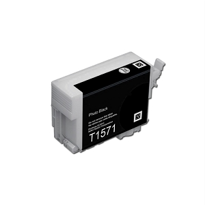Epson T157120 Photo Black Ink Cartridge for Epson R3000 printer