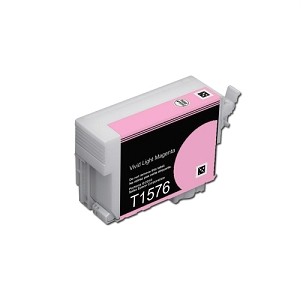 Epson T157620 Light Magenta Ink Cartridge for Epson R3000 printer