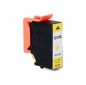 Epson T312XL T312XL420 Yellow Remanufactured High Yield Ink Cartridge Expression Photo XP-8500 HD XP-15000
