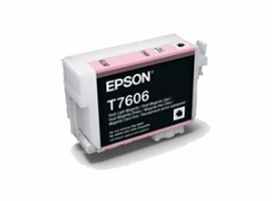 Brand New Original Epson 760 T760620 Vivid Light Magenta Ink Cartridge SureColor P600 Wide Format