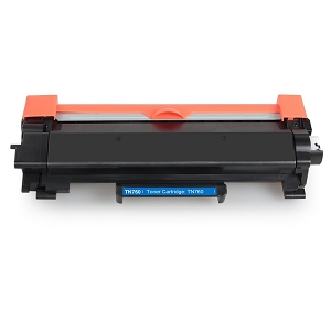 Brother TN760 / TN730  Black Toner Cartridge (NO Chip )
