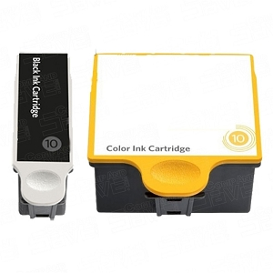 Kodak 10XL 8237216 combo  Black & Color Inkjet Cartridge