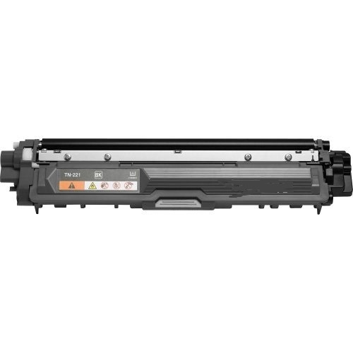 Brother TN221 TN225 TN225 TN-221BK TN221BK Black High Yield Laser Toner Cartridge
