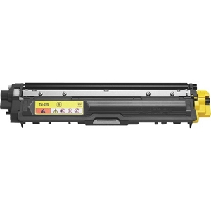 Brother TN221 TN225 TN-225 TN225Y Yellow High Yield Laser Toner Cartridge