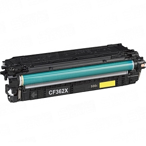 HP 508X CF362X Magenta High Yield Laser Toner Cartridge Color LaserJet Enterprise MFP M577, M533, M552, M553