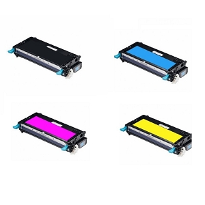 4 Pack Lexmark X560H2 X560n Compatible High Yield Print Cartridges