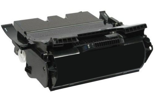 Lexmark 64015HA Black High Yield Remanufactured Print Cartridge T640, T642, T644