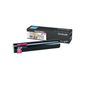 Lexmark X945X2 X945X2MG Magenta Original High Yield Toner Cartridge X940e, X945e