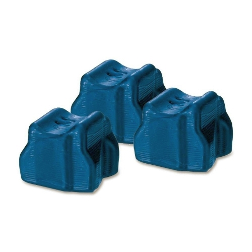 Xerox 108R00660 Cyan Xerox C2424 Compatible SOLID Ink Sticks (3 Pack)