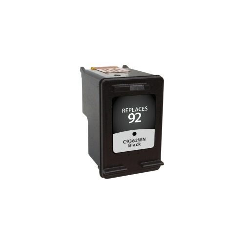HP 92 C9362WN Black Remanufactured Inkjet Cartridge