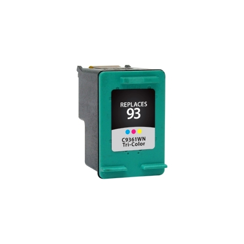 HP 93 C9361WN Tri-Color Remanufactured Inkjet Cartridge