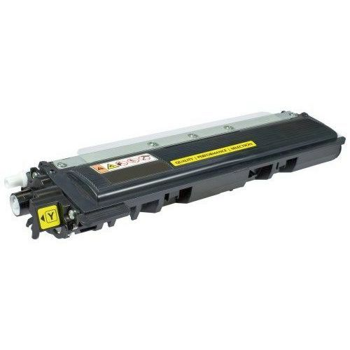 Brother TN-210 TN210Y Yellow Laser Toner Cartridge