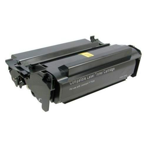 Lexmark 12A8325 Black T430 High Yield Print Cartridge