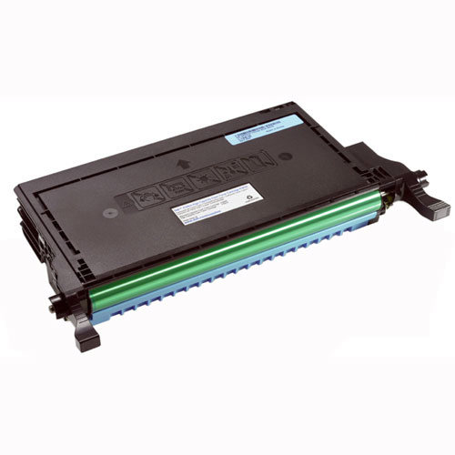 Dell 330-3792 Cyan High Yield Laser Toner Cartridge 2145, 2145CN