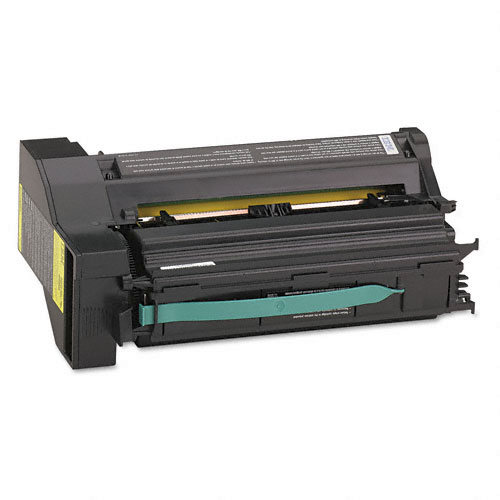 Lexmark 15G032 15G032Y Yellow Compatible High Yield Print Cartridge C752, C762