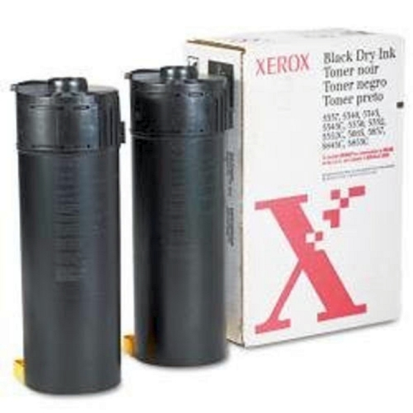 2 Pack Brand New Original Xerox 6R396 Black Dry Ink Toner Cartridge 5337 5340 5343 5350 5352 5665 5837 5845C