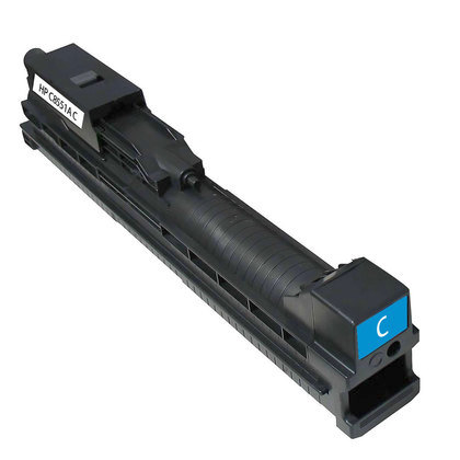 HP 822A C8551A Cyan Compatible High Yield Toner Cartridge Color LaserJet 9500
