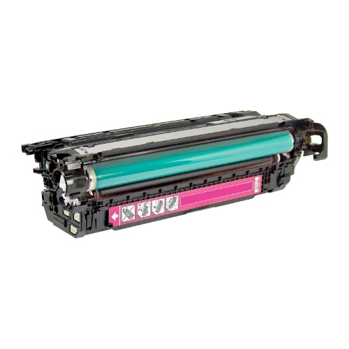HP 646A CF033A Magenta Laser Toner Cartridge Color LaserJet Enterprise CM4540, CM4540f, CM4540fskm MFP