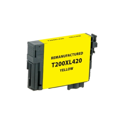 Epson T200XL T200XL420 Yellow High Yield Inkjet Cartridge