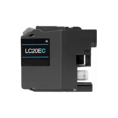 Brother LC20E LC20EC Cyan Inkjet Cartridge MFC-J5920DW, J775DW, J785DW, J985DW