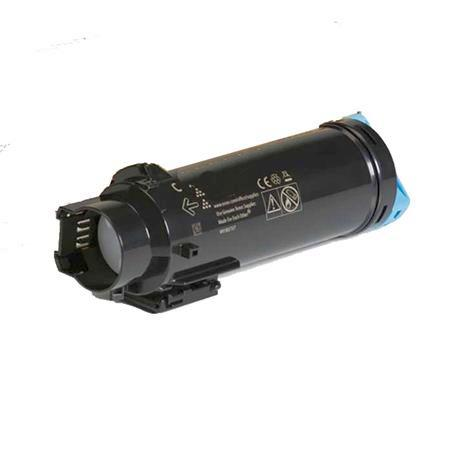 High Capacity Works with: Phaser 6510 Workcentre 6515 Print.After.Print Compatible Toner Replacement for Xerox 106R03477 Cyan