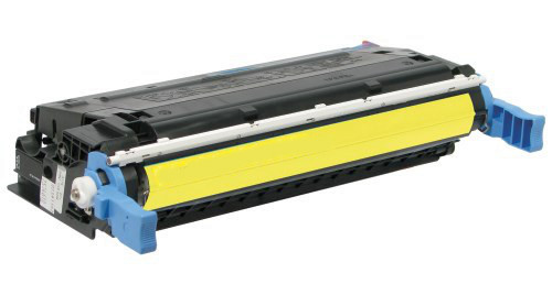 HP 641A C9722A Yellow Laser Toner Cartridge Color LaserJet 4600, 4650