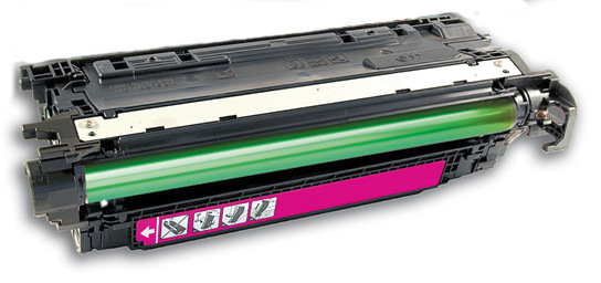 HP 653A CF323A Magenta Compatible Toner Cartridge Color LaserJet Enterprise MFP M680z, M680dn, M680f