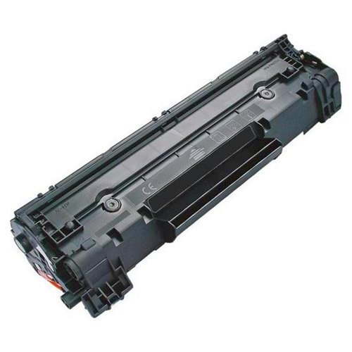 Canon 125 3484B001AA CRG-125 Compatible Black Toner Cartridge