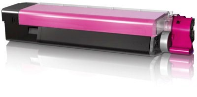 Okidata 43324467 Magenta High Yield Toner Cartridge C6000, C6050