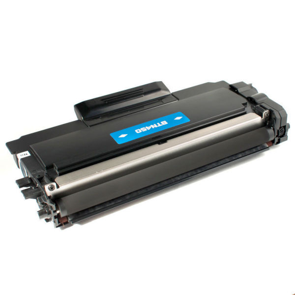 Brother TN450 TN-450 Black High Yield Laser Toner Cartridge