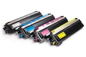Brother TN-210 TN210   4 Pack Black Cyan Magenta Yellow Toner Cartridge