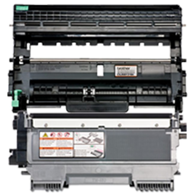 2 Pack Brother TN450 DR420 High Yield Laser Toner Cartridge and Drum Unit