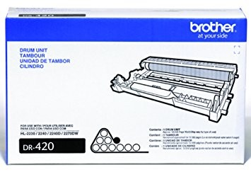 Brand New Original Brother DR420 Black Drum Cartridge