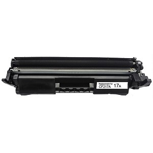 HP 17A CF217A Black Laser Toner Cartridge with Chip LaserJet Pro M102, M130, M130NW